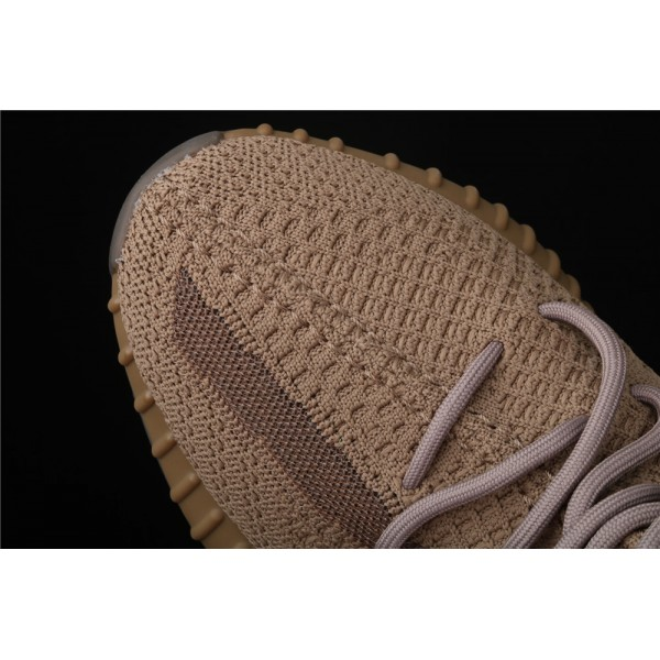 Men & Women Adidas Yeezy Real Boost 350 V2 In Brown