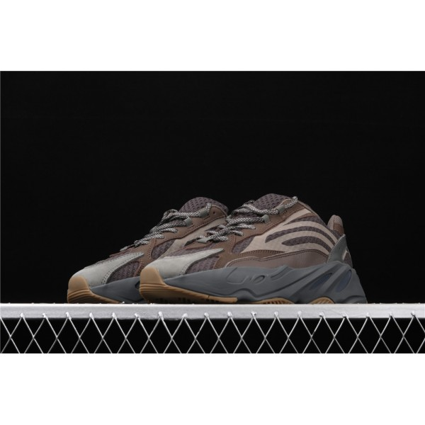 Men & Women Adidas Yeezy Real Boost 700 V2 Inertia In Brown