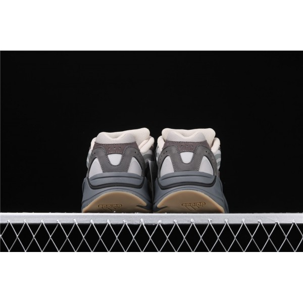 Men & Women Adidas Yeezy Real Boost 700 V2 Tephra Raffles In Grey
