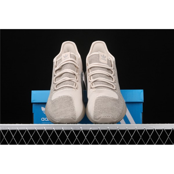Men & Women Adidas Original Tubular Shadow In Cream