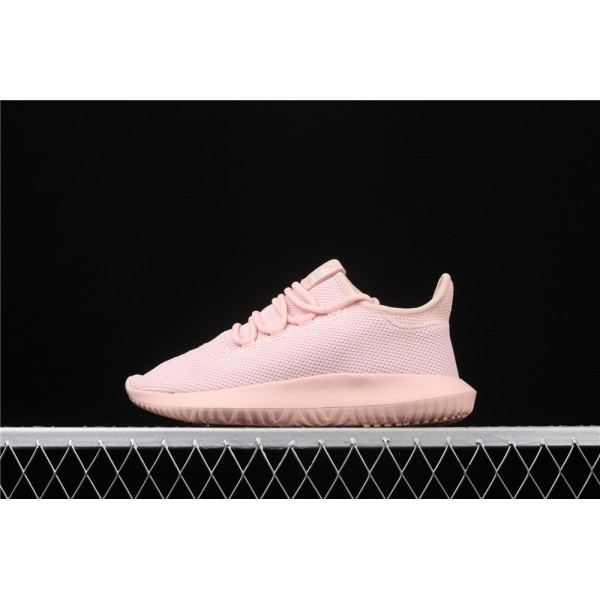 Men & Women Adidas Original Tubular Shadow In Full Pink