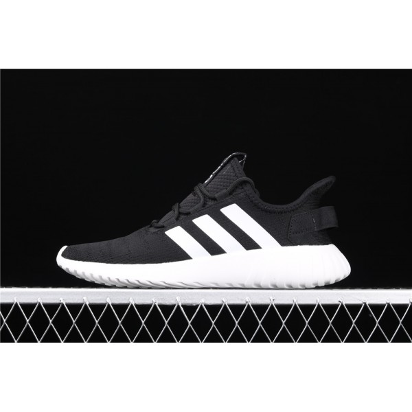 Men & Women Adidas Tubular Doom Sock PK In Black White