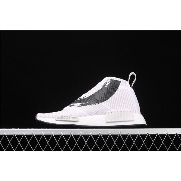 Men Adidas NMD Boost CS1 PK Black Ink BB9260