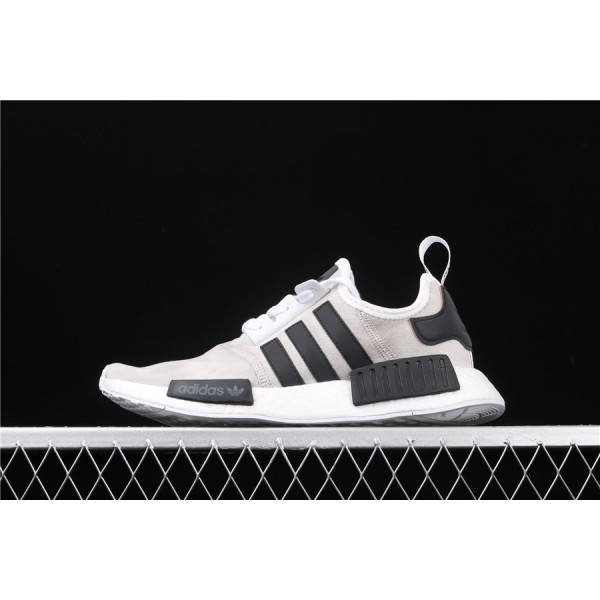 Men Adidas NMD Boost R1 B97418 In Grey