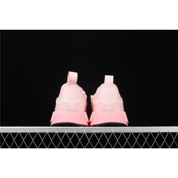 Women Adidas NMD Boost R1 EE5179 Pink