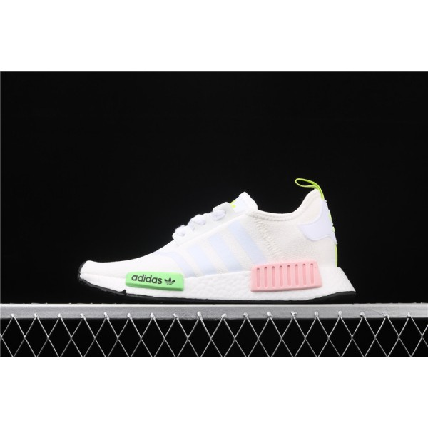 Women Adidas NMD Boost R1 FX0106 Cream