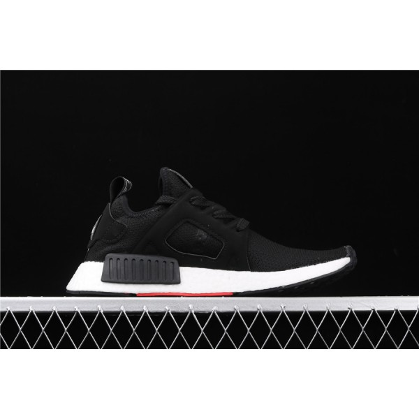 Men & Women Adidas NMD Boost Primeknit OG XR1 In Black White