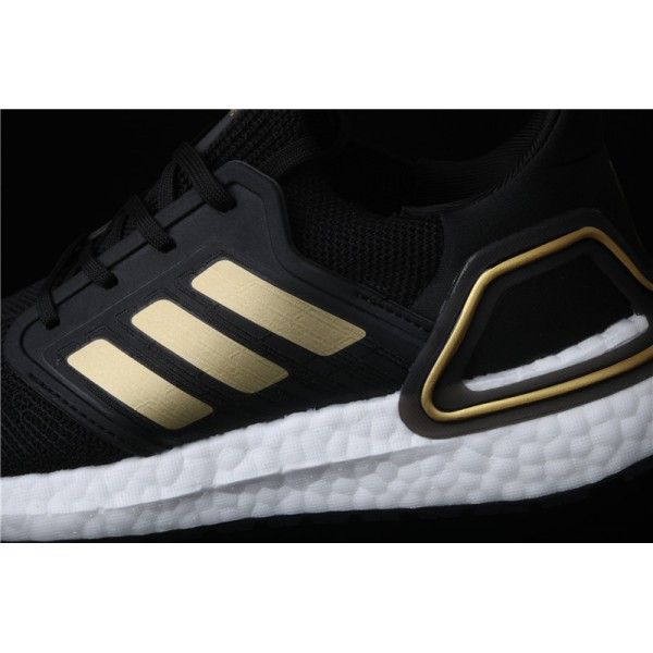 Men And Women Adidas Ultra Real 20 Consortium In Black Golden
