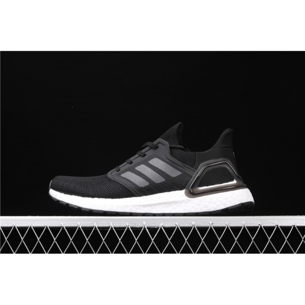 Men-Women Adidas Ultra Boost 20 Consortium In Black White