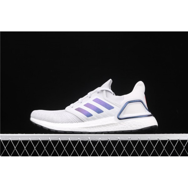Men And Women Adidas Ultra Real Boost 20 Consortium Smoke Grey