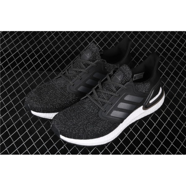 Men & Women Adidas Ultra Real Boost 20 Consortium In Black Dark Gray