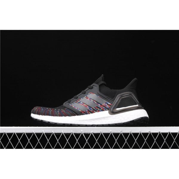 Men & Women Adidas Ultra Real Boost 20 Consortium In Colorful Black