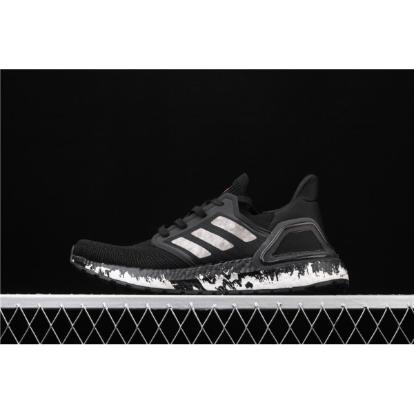 Men Adidas Ultra Real Boost 20 Consortium EF1342 Black Ink