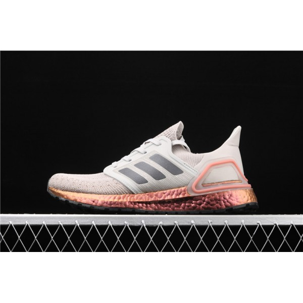 Men Adidas Ultra Real Boost 20 Consortium FV4389 Beige