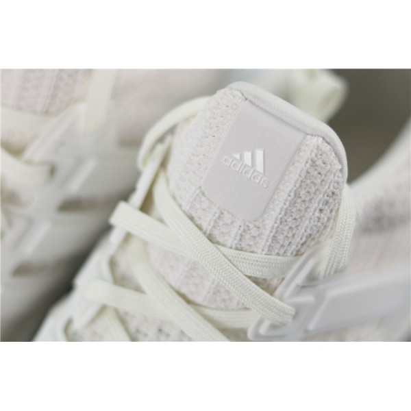 Men & Women Adidas Ultra Real Boost 4.0 Basf In White
