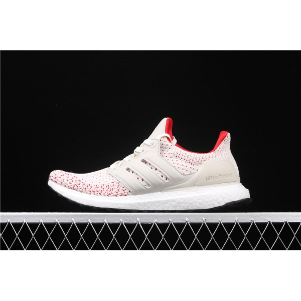 Men Adidas Ultra Real Boost 4.0 EF2024 Red White