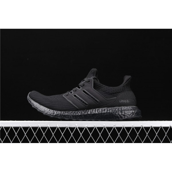 Men Adidas Ultra Real Boost 4.0 EH1420 Black
