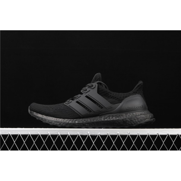 Men Adidas Ultra Real Boost 4.0 FV7280 Full Black