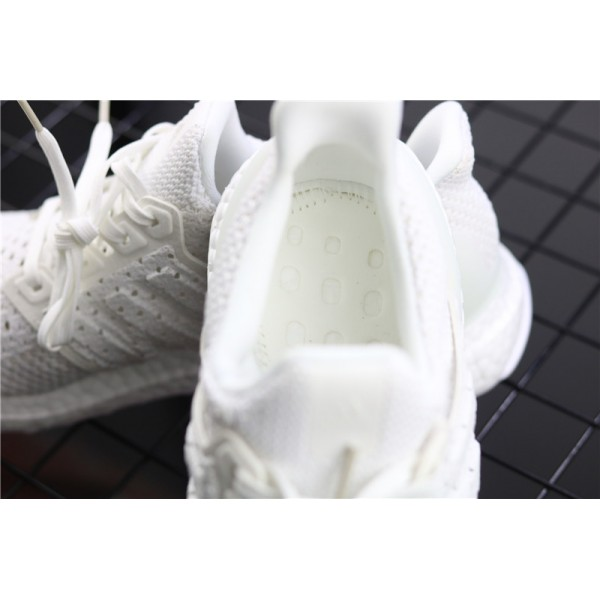 Men Adidas Ultra Real Boost Clima 4.0 BY8888 Cream