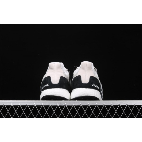 Men Adidas Ultra Real Boost Pure EF0722 White Black Grey