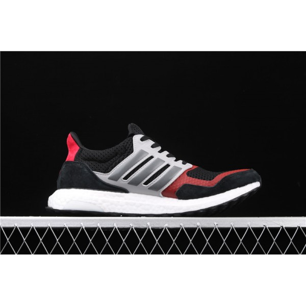 Men Adidas Ultra Real Boost Pure EF0724 Black Silver 3M