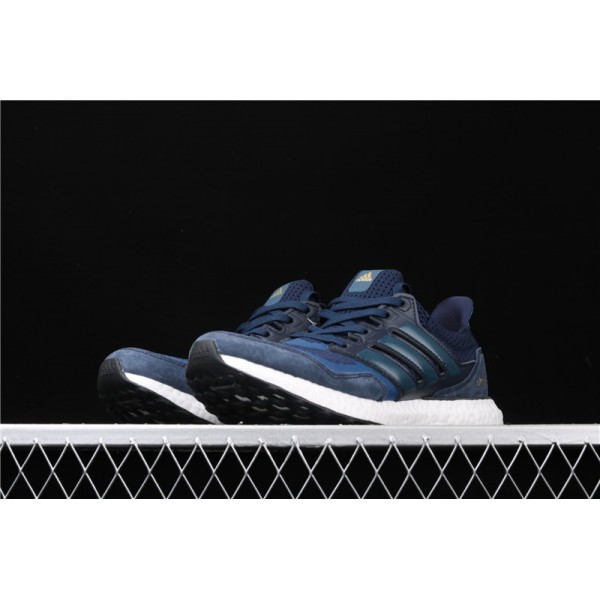 Men Adidas Ultra Real Boost Pure EF0725 Blue White