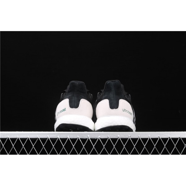 Men Adidas Ultra Real Boost Pure EF0726 Black White Silver 3M
