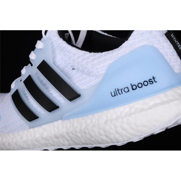 Men Game Of Thrones x Adidas Ultra Real Boost 4.0 In Ice Blue White