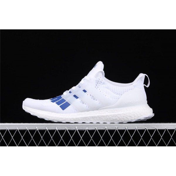 Men Undefeated x Adidas Ultra Real Boost In White