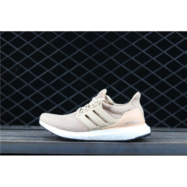 Women Adidas Ultra Real Boost 4.0 BB6309 Beige