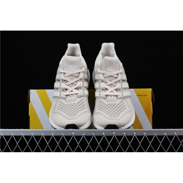 Men Adidas Ultra Real Boost 10 Ltd In Gray White