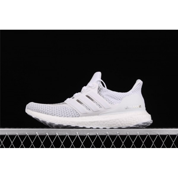 Men Adidas Ultra Real Boost LTD Reflective In Light Gray